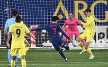 Đánh chìm 'tàu ngầm vàng', Atletico Madrid bỏ xa Barca 5 điểm