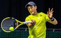 Điểm tin thể thao tối 1-3: Antoine Hoàng sớm chia tay giải đấu thuộc ATP 500