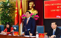 Đống Đa 'vỡ quy hoạch' 110.000 dân, bí thư Hà Nội yêu cầu 'nói không' với dự án chiếm nhiều đất