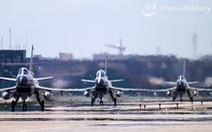 Trung Quốc bắt đầu tập trận 1 tháng ở Biển Đông