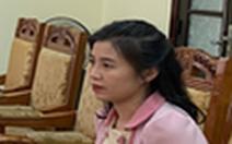Con gái làm phó giám đốc sở, Bí thư Tỉnh ủy Vĩnh Phúc: 'Tôi nói sẽ không khách quan'