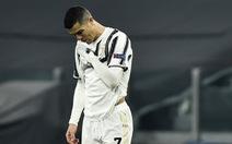 Juventus và Ronaldo bị loại khỏi Champions League