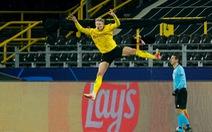 Haaland lại tỏa sáng, Dortmund loại Sevilla vào tứ kết Champions League