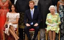 Hoàng gia Anh nói sẽ tự giải quyết lùm xùm vụ vợ chồng hoàng tử Harry trả lời phỏng vấn