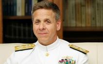 Đô đốc Philip Davidson: Quân đội Mỹ cần thêm vũ khí tầm xa ở tây Thái Bình Dương