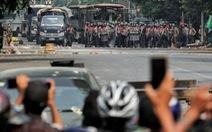 Thêm 7 người biểu tình chết ở Myanmar ngày 11-3, bất chấp thế giới phản đối