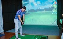 Điểm tin thể thao tối 10-3: Cựu tuyển thủ golf quốc gia mở phòng golf giả lập