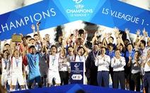 Viettel đá vòng bảng AFC Champions League ở Thái Lan