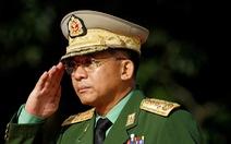 Mỹ trừng phạt 2 người con của tướng đứng sau đảo chính Myanmar