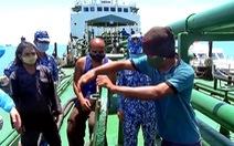Vùng biển quanh Côn Đảo: Điểm 'nóng' của xăng dầu lậu