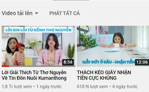 Từ vụ Thơ Nguyễn: Cần bộ tiêu chí hành nghề cho YouTuber