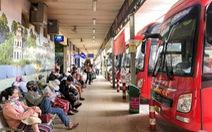 Từ 13-3, xe khách tuyến TP.HCM đi Quảng Trị trở ra hoạt động ở bến xe Miền Đông mới