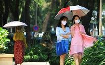 Người dân TP.HCM có thể chịu cái nóng tới 39 độ C