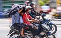 Nam Bộ khô nóng đến hết tháng 4, Đông Nam Bộ nóng nhất