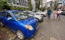 'Muốn làm thêm bãi đỗ xe trong khu đô thị cần sự đồng thuận của người dân'