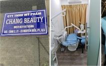 Thuê phòng chung cư mở cơ sở phẫu thuật thẩm mỹ trái phép