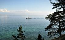 Nga thả kính viễn vọng xuống hồ Baikal để nghiên cứu vũ trụ