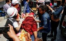 Thêm 12 người chết, đại diện chính quyền dân sự Myanmar lên tiếng
