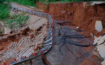 Đường 27 tỉ chưa bàn giao đã vỡ toác: Nhiều sai sót trong khâu khảo sát, thiết kế công trình