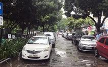 TP.HCM quản lý thu phí đậu xe hơi bằng công nghệ cảm biến