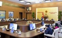 Từ ngày 31-3 đến 5-4 sẽ bầu Chủ tịch nước, Thủ tướng Chính phủ, Chủ tịch Quốc hội