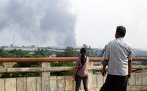 Trung Quốc nổi giận, nói thành 'nạn nhân' ở Myanmar