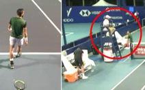 Điểm tin thể thao tối 16-3: Bị phạt, tay vợt nghỉ đấu và 'dọa giết' trọng tài