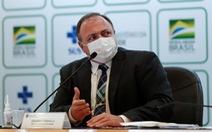 Ca nhiễm tăng kỷ lục với 13.000 người chết một tuần, Brazil thay bộ trưởng y tế lần thứ 4