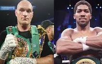 Điểm tin thể thao sáng 16-3: Joshua và Fury sẽ gặp nhau ở 'trận đấu đắt giá nhất hành tinh'