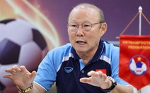 HLV Park Hang Seo: 'Tôi quan tâm tình hình nhập tịch của đối thủ'