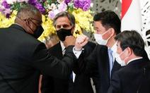 Mỹ, Nhật ra tuyên bố chung: Cảnh báo Trung Quốc 'cưỡng ép, gây bất ổn'
