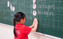 Royal School nhận đăng ký kiểm tra năng lực đầu vào đến hết ngày 19-3