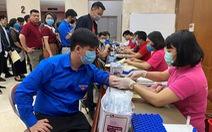Đoàn thanh niên Agribank tham gia Ngày hội hiến máu tình nguyện