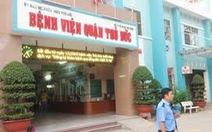 TP.HCM có Bệnh viện Lê Văn Thịnh, Bệnh viện đa khoa Lê Văn Việt và Bệnh viện Thành phố Thủ Đức
