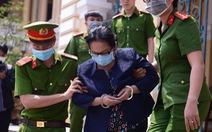 Xét xử bà Dương Thị Bạch Diệp: Cả luật sư, bị cáo từ chối ký vào biên bản của tòa