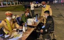 Phát hiện tài xế dương tính với ma túy trên cao tốc Hà Nội - Hải Phòng - Quảng Ninh