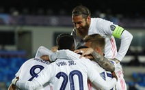 Real Madrid tiến vào tứ kết Champions League sau hai mùa bị loại