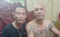 Đàn em Dũng 'trọc' Hà Đông bị bắt khi đang trốn truy nã ở quận Hoàn Kiếm