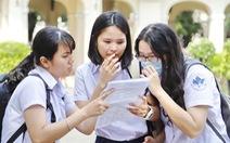 Đề thi học sinh giỏi văn TP.HCM bàn về 'Tuổi trẻ chông chênh'