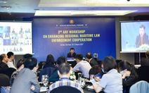 Hội thảo Diễn đàn khu vực ASEAN lo ngại việc sử dụng vũ lực trên biển