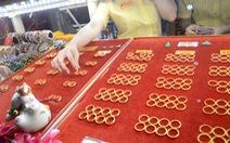 Vì sao vàng nhẫn 9999 rẻ hơn vàng miếng 4,1 triệu đồng/lượng?