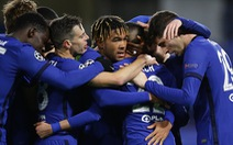 Chelsea lần đầu vào tứ kết Champions League sau 6 mùa giải