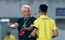 HLV Ljupko Petrovic: 'Trong sự nghiệp huấn luyện, tôi chưa từng thua kiểu này'