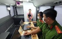 Công an TP.HCM triển khai 2 xe lưu động làm căn cước công dân