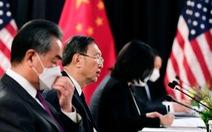 Trung Quốc, Mỹ 'khẩu chiến' dữ dội tại Đối thoại Alaska