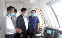 Đường sắt Cát Linh - Hà Đông: Hà Nội không chấp nhận bàn giao từng phần dự án