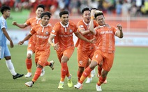 Bình Định được thưởng 1 tỉ đồng sau trận thắng trên sân mới