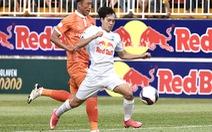 Vòng 4 V-League 2021: Văn Toàn có thể vắng mặt