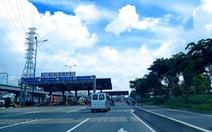Từ 1-4, chính thức thu phí xa lộ Hà Nội, mở nhiều làn xe thu phí tự động