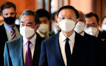 Gặp nhau tại Mỹ, ngoại trưởng Mỹ và Trung Quốc đều 'không nhân nhượng'
